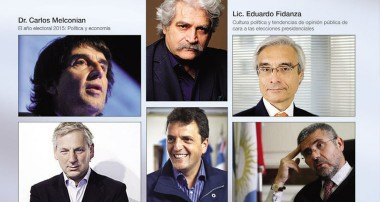 """Seminario «La Argentina de hoy y la Argentina predecible"""" (2015)"""